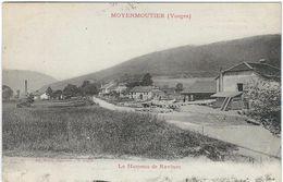 Vosges : Moyenmoutier, Le Hameau De Ravines - France
