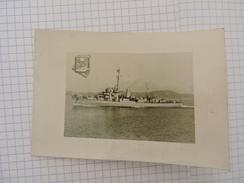 HOVA Marine Française -  Correspondance Sur Carte Double 12x8 - Guerre