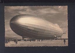 Dt. Reich AK Zeppelin LZ 127 - Luchtschepen