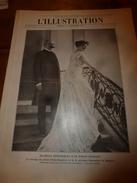 1910 L'ILLUSTRATION:Belgique;Nos Noirs;Expo Chrysanthème;Collision Navire Brighton;Sculpture Photographique;Reliques;etc - Zeitungen