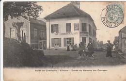 VILLEBON  Entrée Du Hameau Des Casseaux - Autres Communes