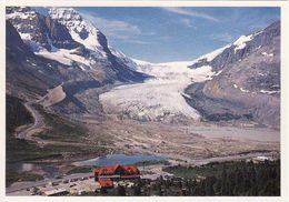 Canada, Alberta, Athabasca Glasier, Jasper National Park, Used 1987 - Jasper