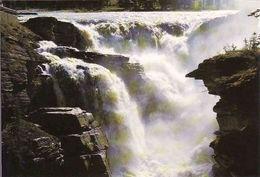 Canada, Alberta, Athabasca Falls, Jasper National Park, Used - Jasper