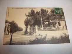 6amx -  CPA N°986 - ST BREVIN LES PINS - Avenue Du Rozais - [44] Loire Atlantique - - Saint-Brevin-les-Pins