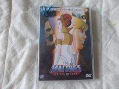 DVD - Les Maitres De L'univers 4 Par Le Pouvoir Du Crâne Ancestral - Animation