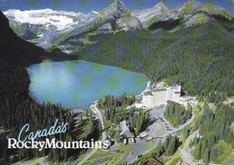 Canada, Alberta, Banff National Park, Chateau Lake Luise, Used - Banff