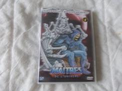 DVD - Les Maitres De L'univers 8 Par Le Pouvoir Du Crâne Ancestral - Animation
