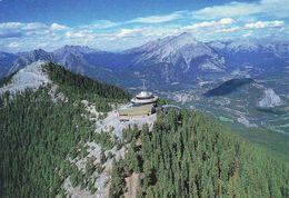 Canada, Alberta, Banff National Park, Sulphur Mountain, Used 1999 - Banff