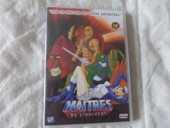 DVD - Les Maitres De L'univers 18 Par Le Pouvoir Du Crâne Ancestral - Animation