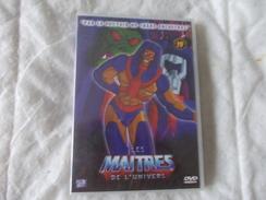 DVD - Les Maitres De L'univers 19 Par Le Pouvoir Du Crâne Ancestral - Animation