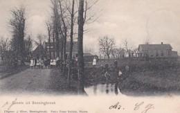 3575284Benningbroek, Groete Uit (poststempel 1904) - Nederland