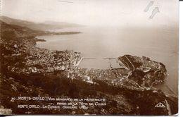 Monte-Carlo - Vue Générale De La Principauté 1926 (002061) - Monaco