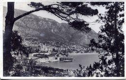 Monte-Carlo - Vu Des Jardins De Monaco (002062) - Monte-Carlo