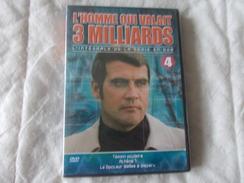 DVD 4 - L'homme Qui Valait 3 Milliards - TV-Reeksen En Programma's