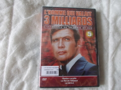 DVD 5 - L'homme Qui Valait 3 Milliards - TV Shows & Series
