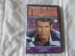 DVD 8 - L'homme Qui Valait 3 Milliards - TV-Reeksen En Programma's