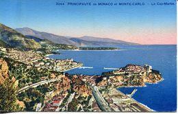 Principauté De Monaco Et Monte-Carlo - Le Cap-Martin (002066) - Monte-Carlo