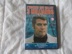 DVD 9 - L'homme Qui Valait 3 Milliards - TV-Reeksen En Programma's