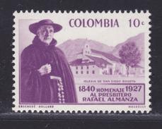 COLOMBIE N°  555 ** MNH Neuf Sans Charnière, TB  (D2439) - Colombie