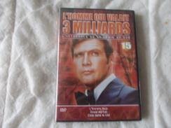DVD 15 - L'homme Qui Valait 3 Milliards - TV Shows & Series