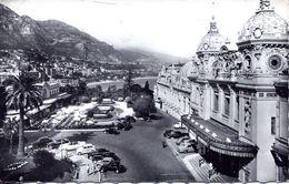 Monte-Carlo - Le Casino Et Le Café De Paris (002067) - Spielbank