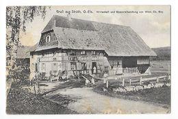 SUNDGAU  (cpa 68) Gruss Aus Strüth, O. Els   -   - L 1 - France