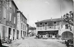 Crépol (Drôme) - Avenue De Romans, Hôtel Marion, Café, Tabac - Edition Combier, Carte CIM - Romans Sur Isere