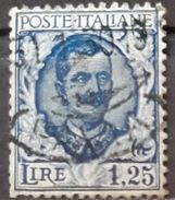 ITALIA 1926 King Victor Emmanuel III - New Values. USADO - USED. - 1900-44 Victor Emmanuel III
