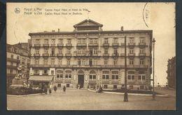 +++ CPA - HEYST - HEIST - Casino Royal Hôtel Et Hôtel De Ville - Stadhuis - Nels   // - Heist