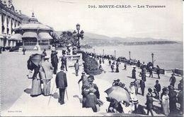 Monte- Carlo - Les Terrasses (002072) - Terrassen