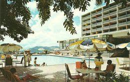 """San Salvador (El Salvador) Hotel El Salvador """"Inter Continental"""", The Swimming Pool, Piscina - El Salvador"""