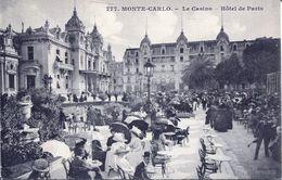 Monte- Carlo - Le Casino. Hôtel De Paris (002076) - Spielbank