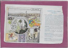 ALGER ALGERIE  PUBLICITE PASTILLES VALDA - Algiers