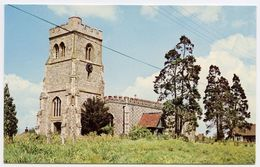 MARSWORTH : ALL SAINTS CHURCH - Buckinghamshire
