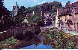 The Bridge, Castle Combe (002080) - England