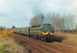 Hensies Thulin Gare Train - Hensies