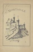 Le Château De Montaigle. Par Alfred Bequet. Extrait. Falaën. Onhaye. Molignée. - 1801-1900
