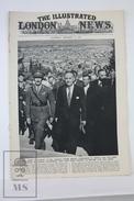 WWII The Illustrated London News, December 16, 1944, Lt. Gen. Ronald Scobie, Holland Floods, - Historia