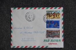 Lettre De MADAGASCAR Vers SP 69092 - Madagascar (1960-...)