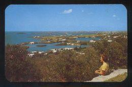 Bermuda. Lote 2 Postales Diferentes. Escritas. - Bermuda