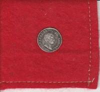 Bonaparte - Premier -Consul . Quart De Franc . An 12 A . Métal Argent   TTB+ - F. 25 Centimes