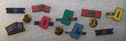 9 PIN' S FRANCAISE  DES JEUX TAC O TAC         CCCC   124 - Games
