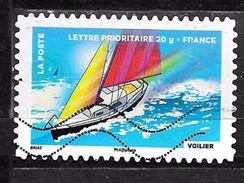 FRANCE Adhésif Oblit 894 Voilier - Autoadesivi