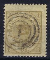 Denmark: Mi 14 AObl./Gestempelt/used Perfo 13 : 12,50   1864 - 1864-04 (Christian IX)