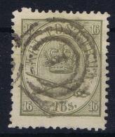 Denmark: Mi 15 A  Obl./Gestempelt/used Perfo 13 :12,50   1864 - 1864-04 (Christian IX)
