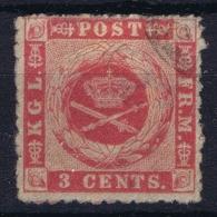Danish West Indies : Mi 3 Obl./Gestempelt/used   1872 - Deens West-Indië