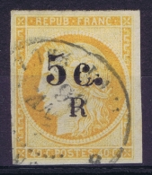 Reunion:  Yv Nr 6 Obl./Gestempelt/used  1885 - Used Stamps