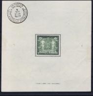 Belgium: OBP Block 2 1930 Philatelic Exposition  MH/* Flz/ Charniere    136 * 136 Mm - Blokken 1924-1960