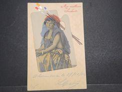 EGYPTE - Carte Postale Femme Et Thème Peinture De Alexandrie En 1904 -  L 10486 - Egypt