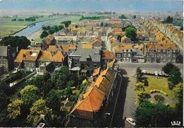 Warneton (Hainaut) - Vue Panoramique - Librairie Lambin - Carte Nels Non Circulée - Ath